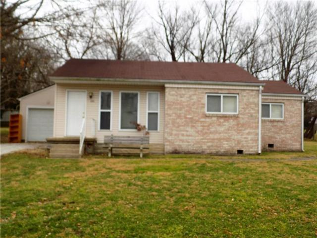 251 N Grant Street, Cloverdale, IN 46120 (MLS #21609795) :: Mike Price Realty Team - RE/MAX Centerstone
