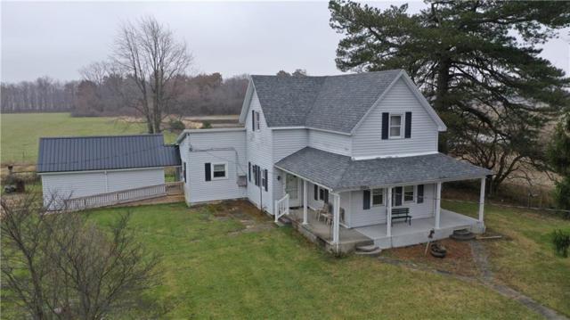 12300 N County Road 575 W, Gaston, IN 47342 (MLS #21609816) :: The ORR Home Selling Team