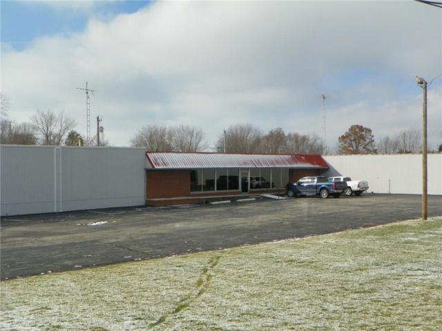 597 E Us Highway 52, Rushville, IN 46173 (MLS #21609818) :: David Brenton's Team