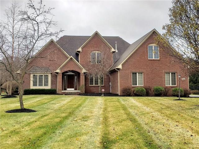 14527 Brookfield Drive, Fishers, IN 46040 (MLS #21609826) :: Richwine Elite Group