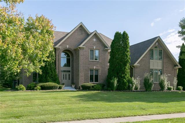 7417 River Highlands Drive, Fishers, IN 46038 (MLS #21609830) :: Richwine Elite Group