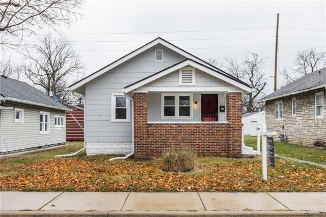 4255 Winthrop Avenue, Indianapolis, IN 46205 (MLS #21609837) :: Mike Price Realty Team - RE/MAX Centerstone
