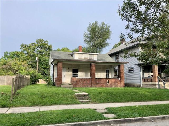 644 N Hamilton Avenue, Indianapolis, IN 46201 (MLS #21609863) :: Mike Price Realty Team - RE/MAX Centerstone
