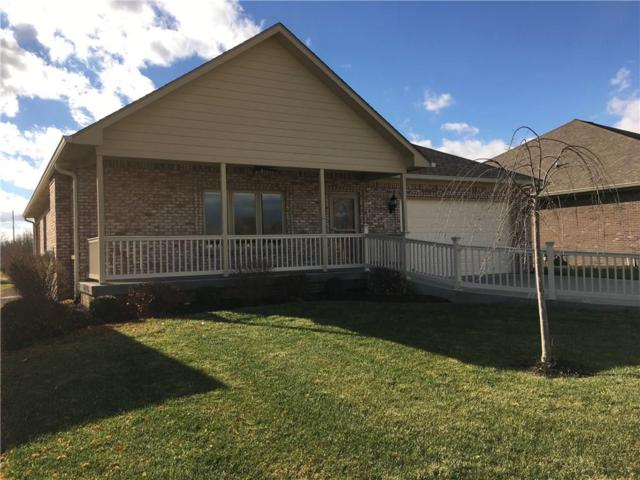 5419 E Shae Lake Drive, Mooresville, IN 46158 (MLS #21609898) :: Mike Price Realty Team - RE/MAX Centerstone