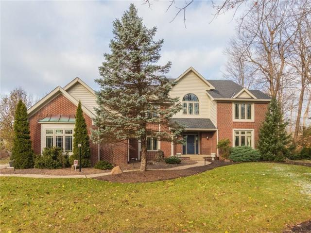 11698 Woods Bay Lane, Indianapolis, IN 46236 (MLS #21609917) :: The Evelo Team