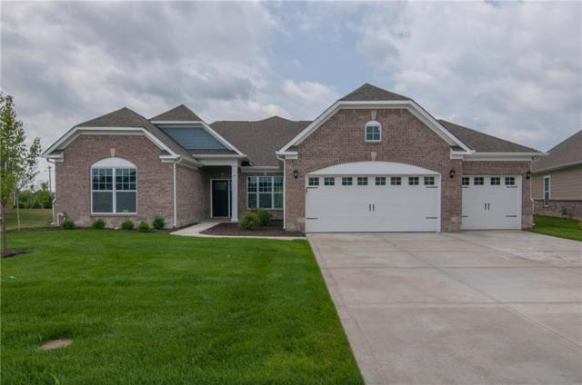 15081 Thoroughbred Drive, Fishers, IN 46040 (MLS #21609928) :: Richwine Elite Group