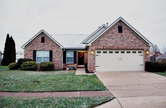 10999 Gate Circle, Fishers, IN 46038 (MLS #21609936) :: Heard Real Estate Team | eXp Realty, LLC