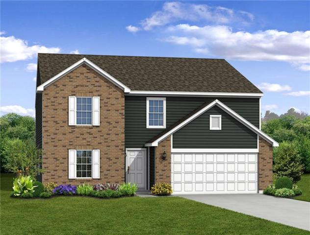 1372 W Crystal Drive, Fortville, IN 46040 (MLS #21609985) :: The Evelo Team