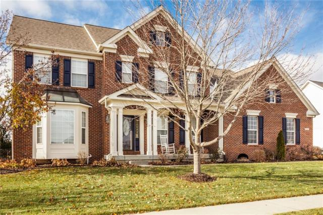 13210 Beckwith Drive, Carmel, IN 46074 (MLS #21609988) :: Heard Real Estate Team | eXp Realty, LLC