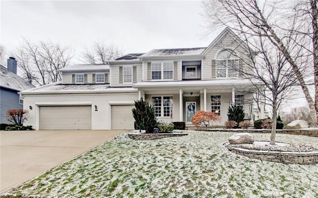 8440 Shoe Overlook Drive, Fishers, IN 46038 (MLS #21610005) :: Heard Real Estate Team | eXp Realty, LLC