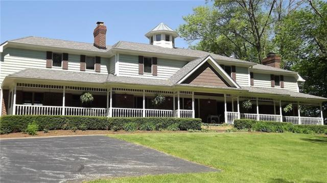 12168 N Mann Road, Mooresville, IN 46158 (MLS #21610022) :: The Indy Property Source