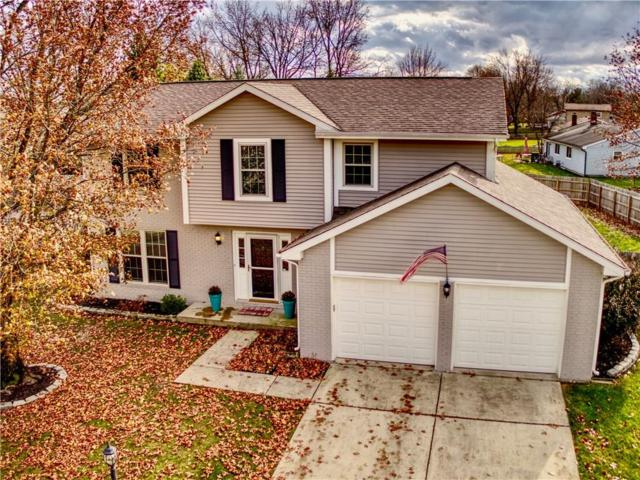 12013 Colbarn Drive, Fishers, IN 46038 (MLS #21610087) :: Mike Price Realty Team - RE/MAX Centerstone
