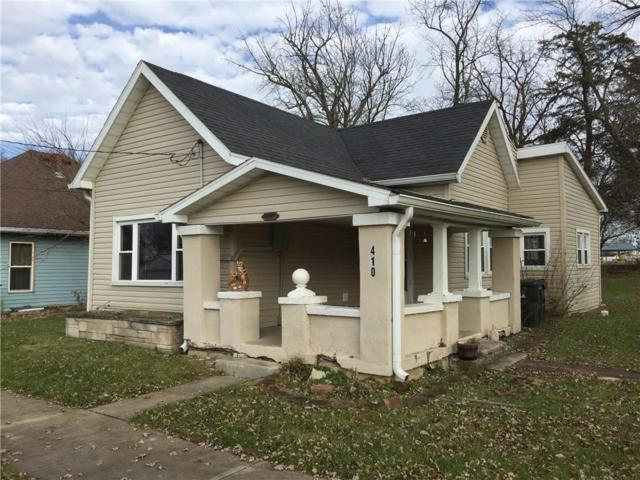410 Meridian Street, Shirley, IN 47384 (MLS #21610098) :: Mike Price Realty Team - RE/MAX Centerstone
