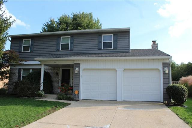 5317 Honey Comb Lane, Indianapolis, IN 46221 (MLS #21610118) :: Mike Price Realty Team - RE/MAX Centerstone