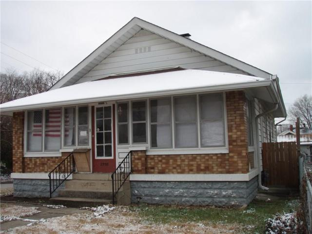 2558 S Meridian Street, Indianapolis, IN 46225 (MLS #21610125) :: Mike Price Realty Team - RE/MAX Centerstone