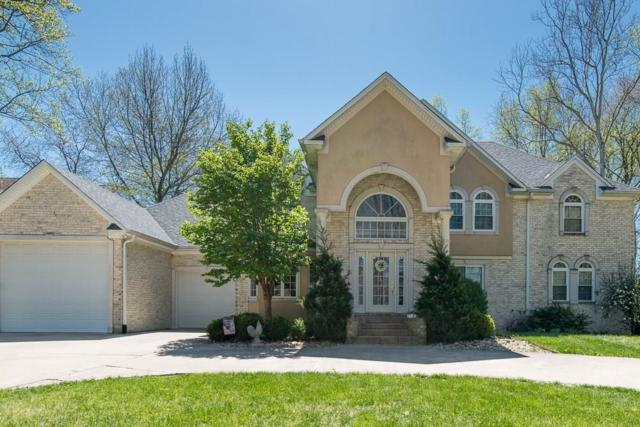 110 Ferguson Drive, Martinsville, IN 46151 (MLS #21610135) :: Richwine Elite Group