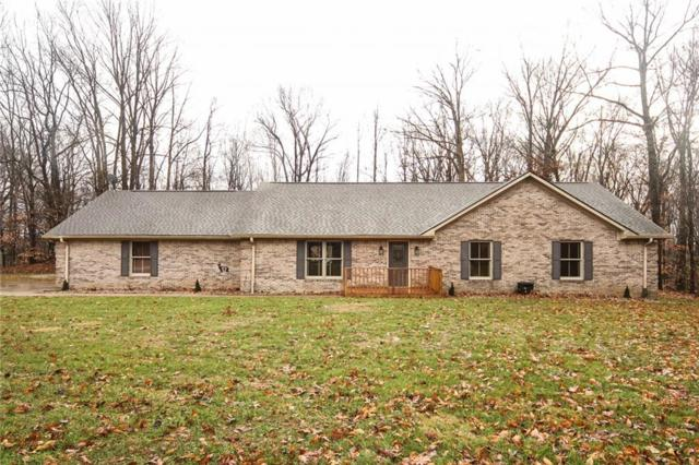 2450 Townsend Lane, Martinsville, IN 46151 (MLS #21610183) :: Mike Price Realty Team - RE/MAX Centerstone