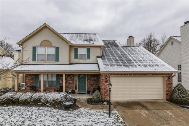1462 Preston Court, Greenwood, IN 46143 (MLS #21610192) :: The ORR Home Selling Team