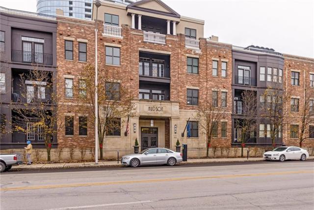355 E Ohio Street #207, Indianapolis, IN 46204 (MLS #21610196) :: Mike Price Realty Team - RE/MAX Centerstone