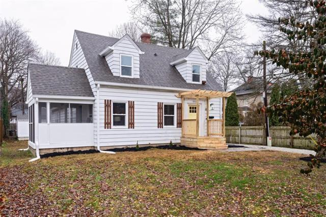 5915 Compton Street, Indianapolis, IN 46220 (MLS #21610254) :: AR/haus Group Realty