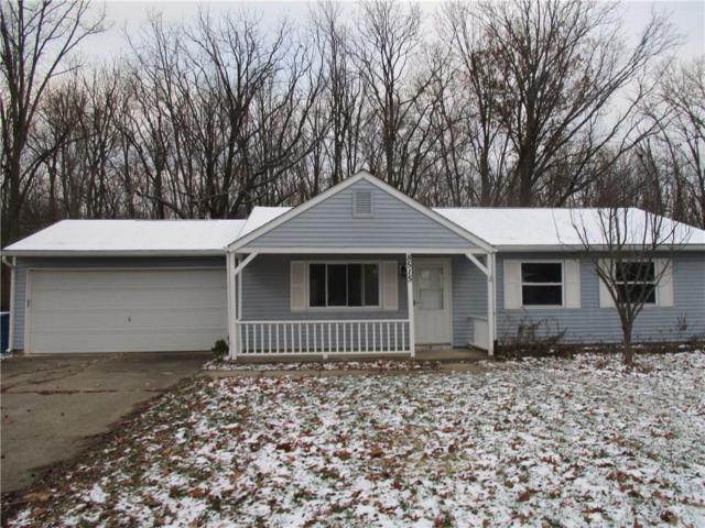 8515 Zephyr Drive, Indianapolis, IN 46217 (MLS #21610300) :: Mike Price Realty Team - RE/MAX Centerstone