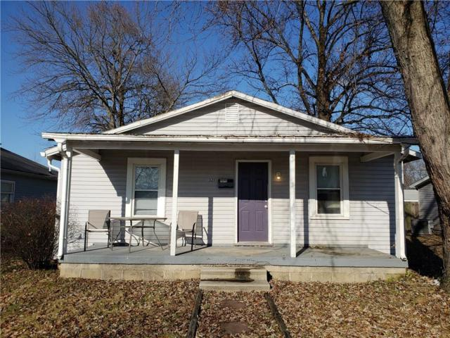 321 E Monroe Street, Fortville, IN 46040 (MLS #21610309) :: The Evelo Team
