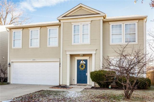 13447 Allegiance Drive, Fishers, IN 46037 (MLS #21610323) :: Richwine Elite Group