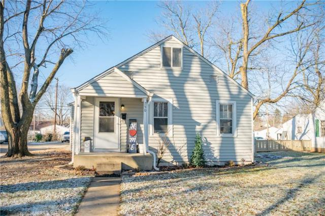 750 Hurricane Street, Franklin, IN 46131 (MLS #21610339) :: The Indy Property Source