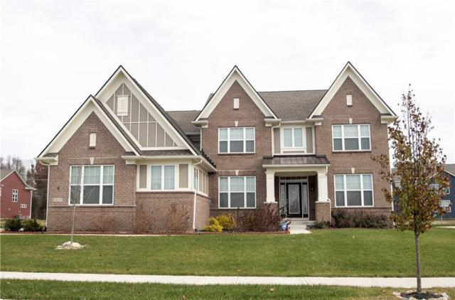 10269 Sinndar Lane, Fishers, IN 46040 (MLS #21610372) :: Richwine Elite Group