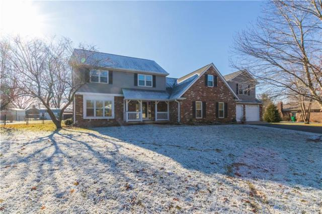 8005 Edgewood Court, Plainfield, IN 46168 (MLS #21610382) :: The Evelo Team