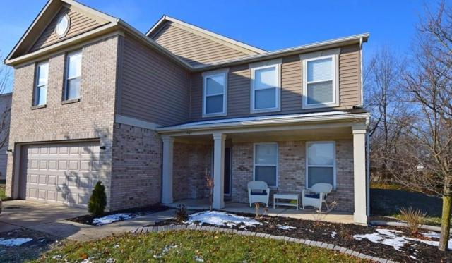 540 Flint Boulevard, Fortville, IN 46040 (MLS #21610409) :: Richwine Elite Group