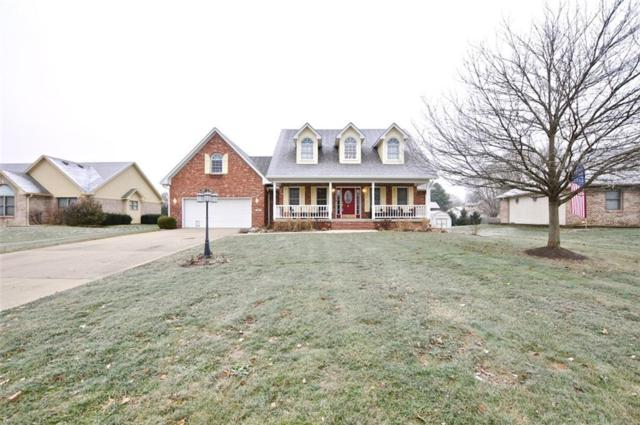 343 Samuel Drive, Whiteland, IN 46184 (MLS #21610410) :: The Indy Property Source