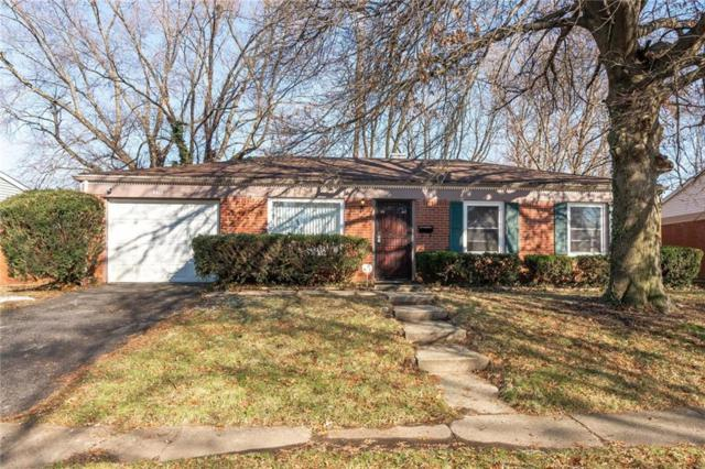 4467 N Kenyon Avenue, Indianapolis, IN 46226 (MLS #21610460) :: Heard Real Estate Team | eXp Realty, LLC