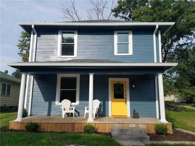 128 S Arlington Avenue S, Indianapolis, IN 46219 (MLS #21610477) :: Heard Real Estate Team   eXp Realty, LLC