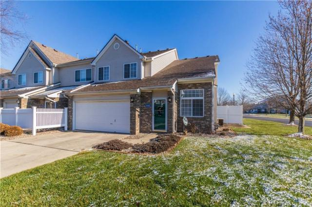 8362 Enclave Boulevard, Fishers, IN 46038 (MLS #21610484) :: AR/haus Group Realty