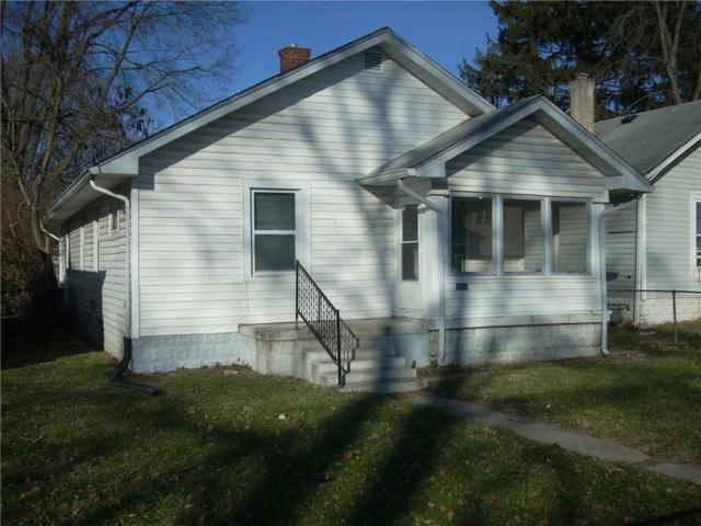 1438 W 34th Street, Indianapolis, IN 46208 (MLS #21610492) :: FC Tucker Company