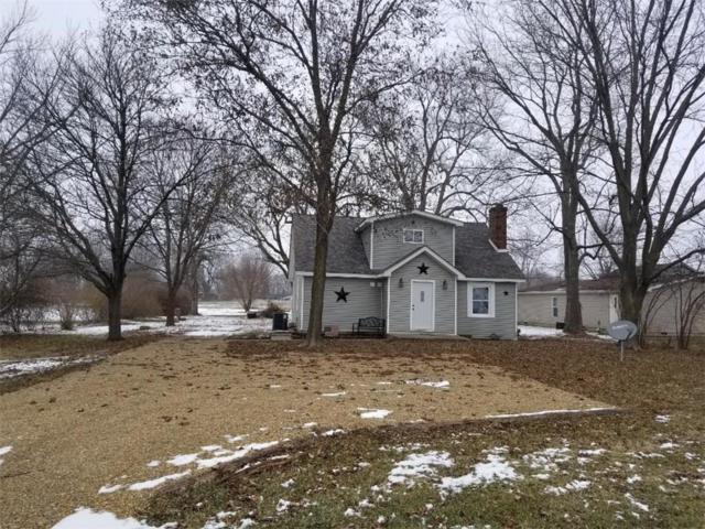 4896 W State Road 32, Anderson, IN 46011 (MLS #21610495) :: The Evelo Team