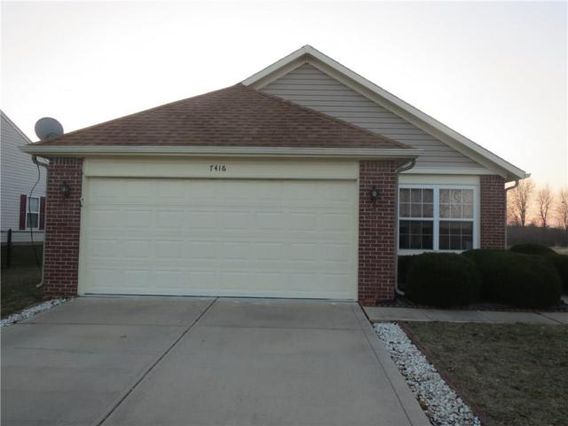 7416 Glenwick Boulevard, Indianapolis, IN 46217 (MLS #21610496) :: Mike Price Realty Team - RE/MAX Centerstone