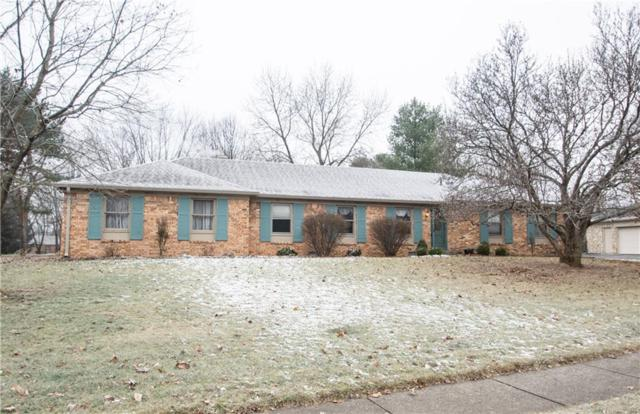 10908 Lakeview Drive, Carmel, IN 46033 (MLS #21610542) :: Richwine Elite Group