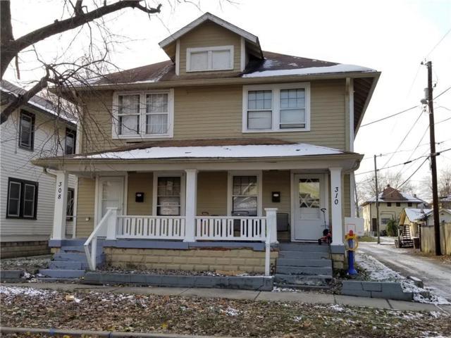 308 N Riley Avenue, Indianapolis, IN 46201 (MLS #21610544) :: AR/haus Group Realty