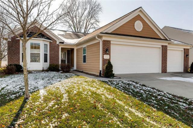 1741 Falcon Way, Brownsburg, IN 46112 (MLS #21610565) :: The Evelo Team