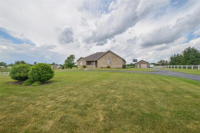 610 E Eaton Wheeling Pike, Eaton, IN 47338 (MLS #21610599) :: The ORR Home Selling Team