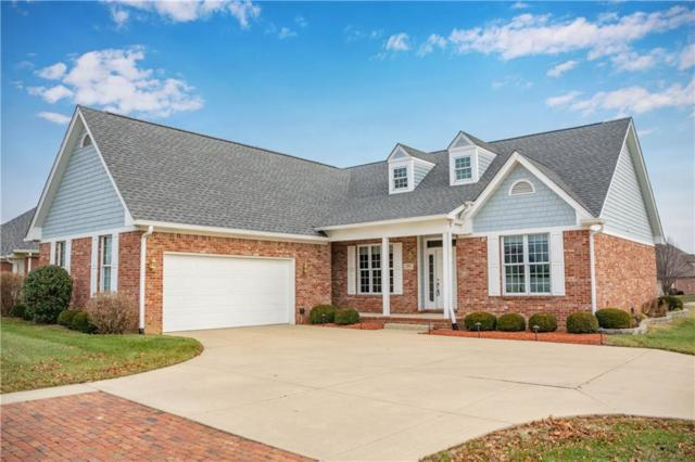 2341 Somerset Circle, Franklin, IN 46131 (MLS #21610603) :: The Indy Property Source