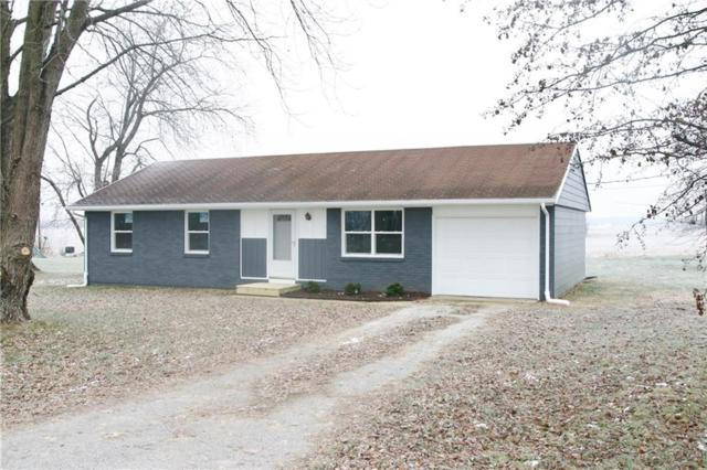 4301 N 50 E, Greenfield, IN 46140 (MLS #21610609) :: AR/haus Group Realty