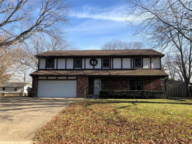 601 Ridgeview Lane, Columbus, IN 47201 (MLS #21610612) :: FC Tucker Company