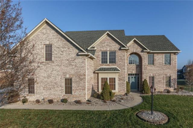 1773 Woodfield Drive, Greenwood, IN 46143 (MLS #21610614) :: Mike Price Realty Team - RE/MAX Centerstone