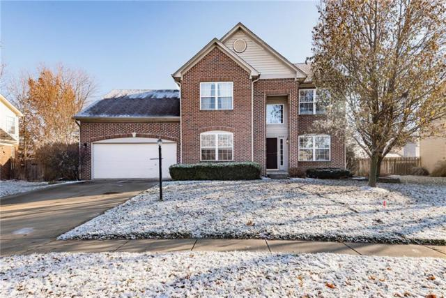13944 Conner Knoll Parkway, Fishers, IN 46038 (MLS #21610631) :: Richwine Elite Group