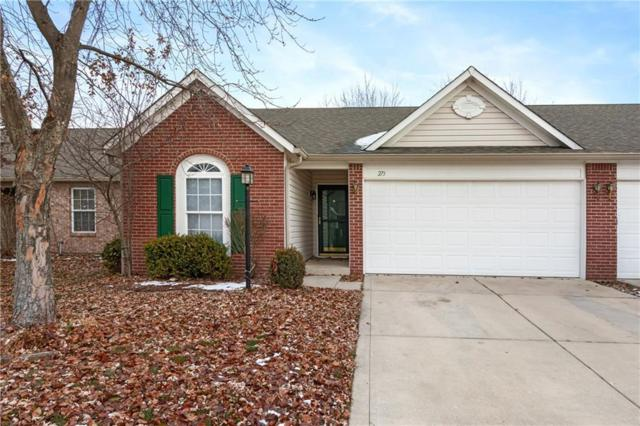 273 Rapid Rill Lane, Brownsburg, IN 46112 (MLS #21610643) :: The Evelo Team