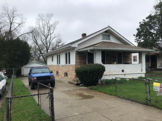 3460 Forest Manor Avenue, Indianapolis, IN 46218 (MLS #21610648) :: The ORR Home Selling Team