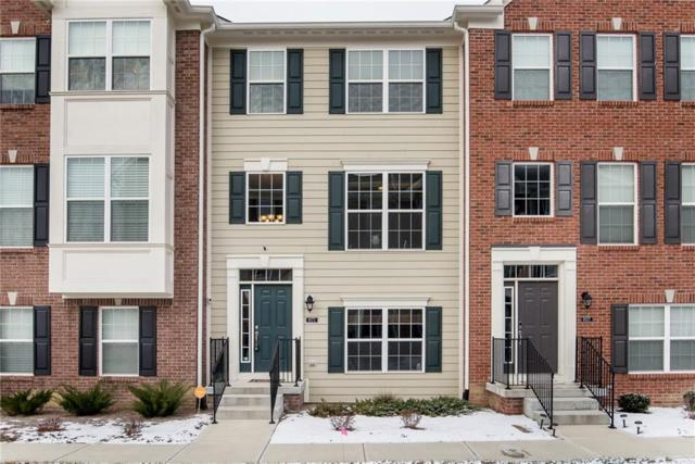 9073 Demarest Drive, Fishers, IN 46038 (MLS #21610651) :: Richwine Elite Group
